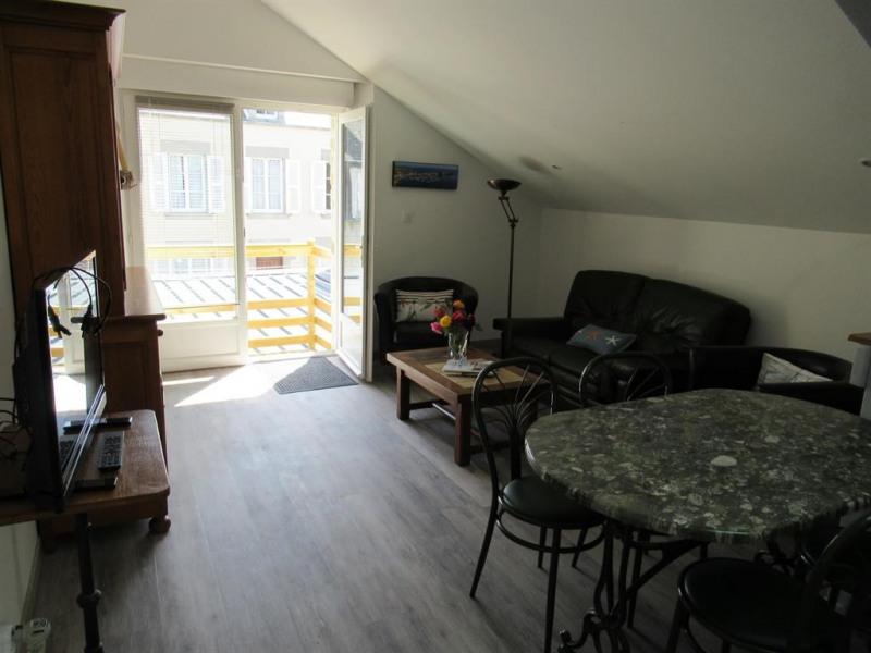 Appartement pour 2 pers. avec parking privé, Saint-Vaast-la-Hougue