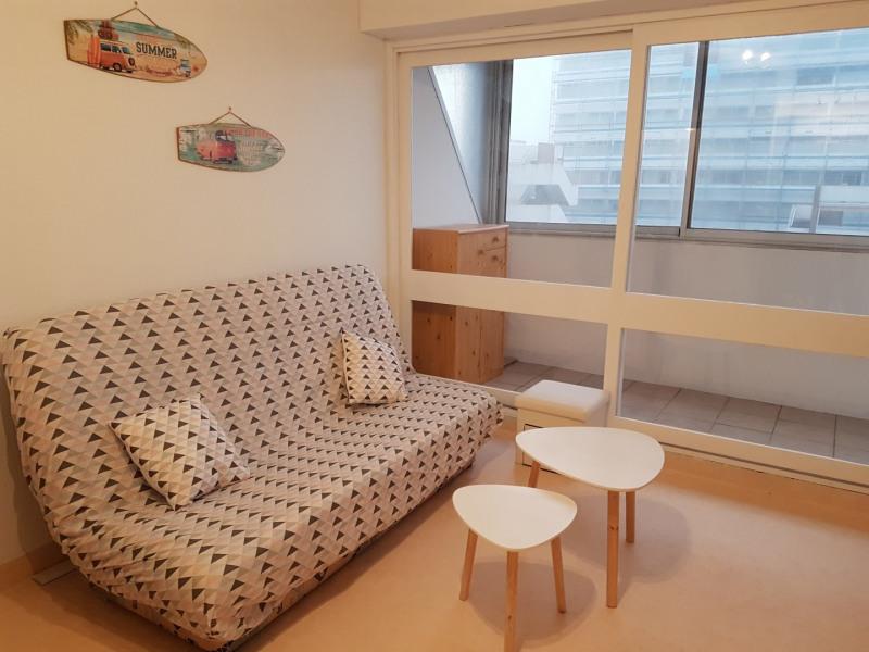 50 M DE LA MER appartement T2 Rénové