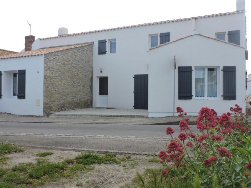 Maison au VIEIL à 150 m de la plage et des commerces, WIFI et prêt de vélos