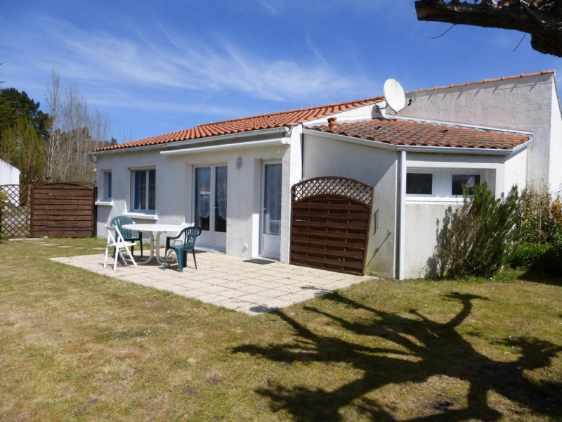 Location vacances Saint-Hilaire-de-Riez -  Maison - 6 personnes - Barbecue - Photo N° 1