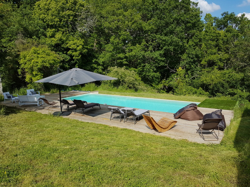 Holiday rentals Fleurac - Cottage - 10 persons - BBQ - Photo N° 1