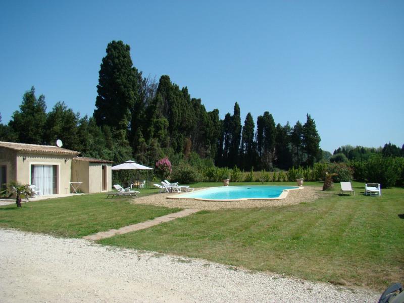 Holiday rentals Saint-Rémy-de-Provence - House - 2 persons - BBQ - Photo N° 1