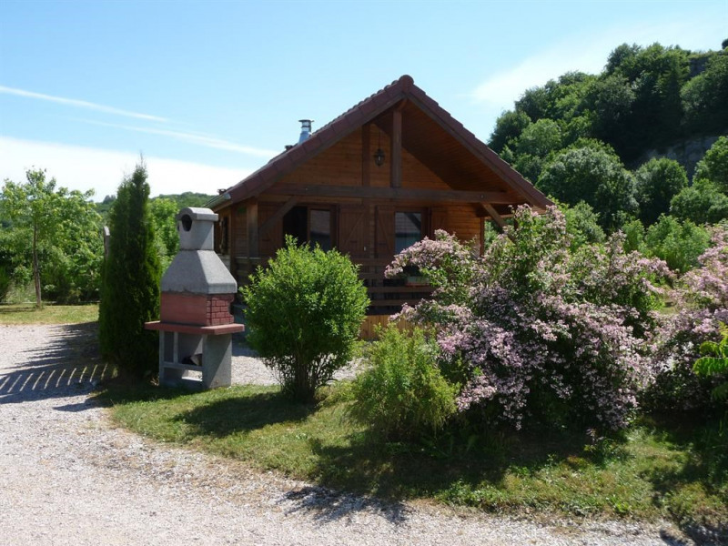 Location vacances Doucier -  Maison - 5 personnes - Barbecue - Photo N° 1