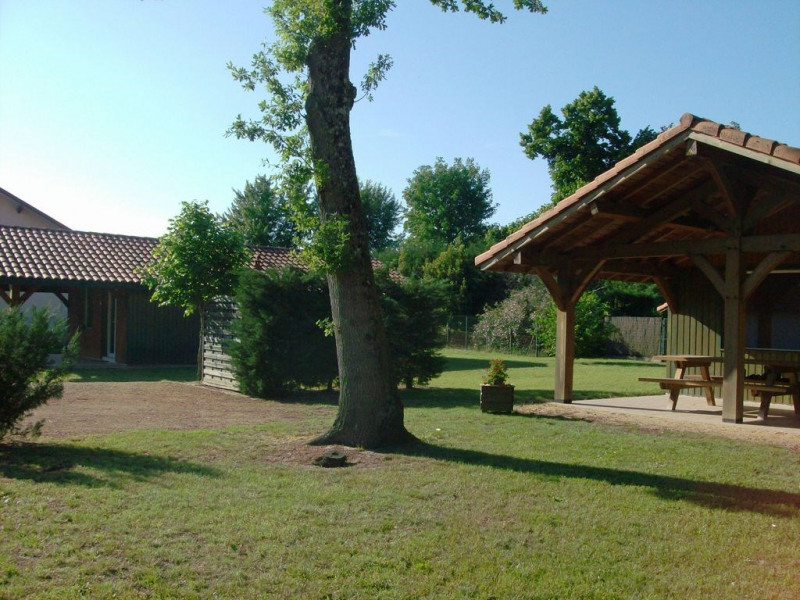 Location vacances Sabres -  Maison - 4 personnes - Barbecue - Photo N° 1