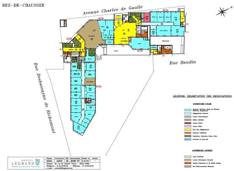 Location Bureau Suresnes Hauts De Seine 92 2330 M 178