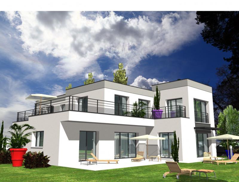 """Modèle de maison  """"Maison de 8 pièces contemporaine"""" à partir de 8 pièces Essonne par ARCHIVIM SUD ILE-DE-FRANCE"""