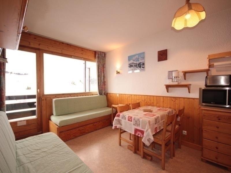 Location vacances Hauteluce -  Appartement - 2 personnes - Télévision - Photo N° 1