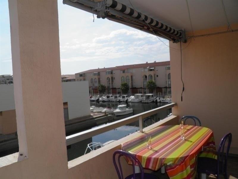 Location vacances Sète -  Appartement - 6 personnes - Vélos - Photo N° 1