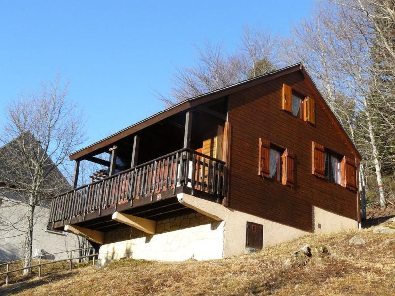 Location vacances Laveissière -  Maison - 7 personnes - Barbecue - Photo N° 1