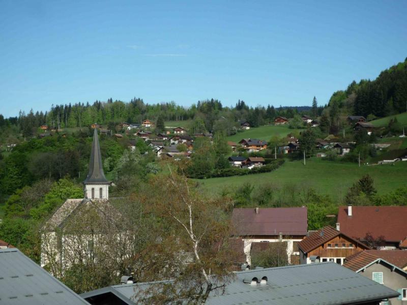 Bogève village