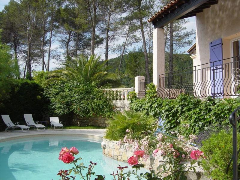 Villa provençale entre Ste Maxime et les Gorges du Verdon