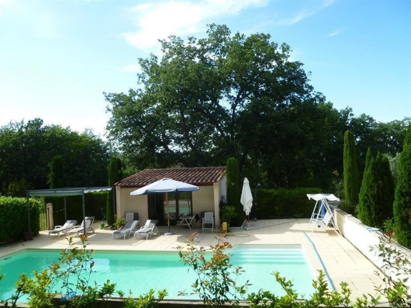 Location vacances Le Puy-Sainte-Réparade -  Appartement - 4 personnes - Barbecue - Photo N° 1