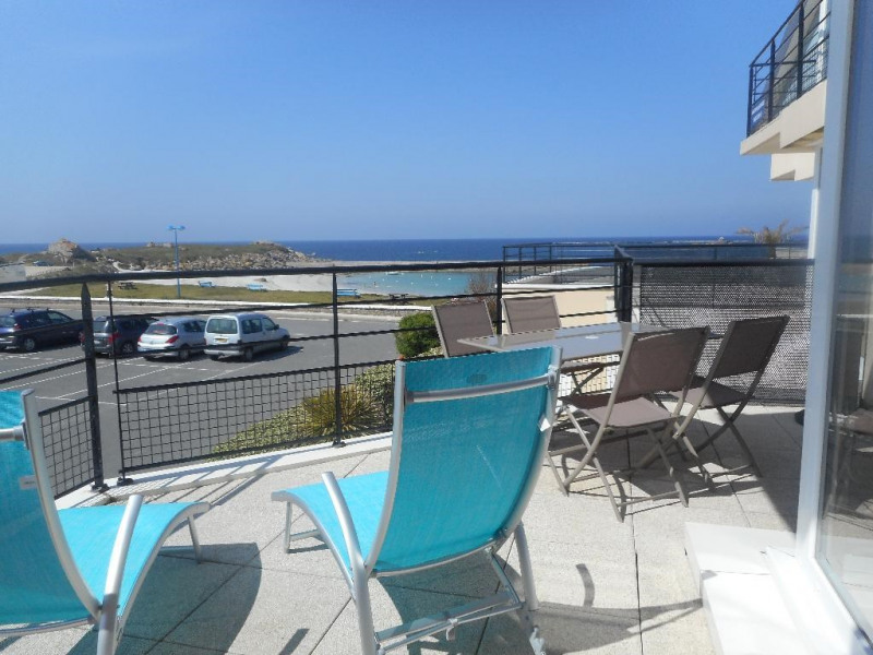 Holiday rentals Cléder - Apartment - 4 persons - Deck chair - Photo N° 1