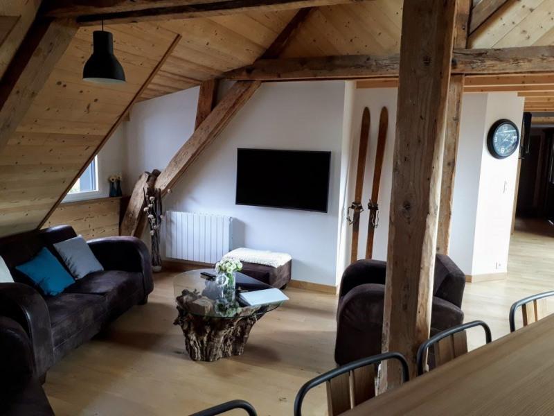 LE CHALET DES GRENIERS - Appartement pour 6 personnes à La Bourboule