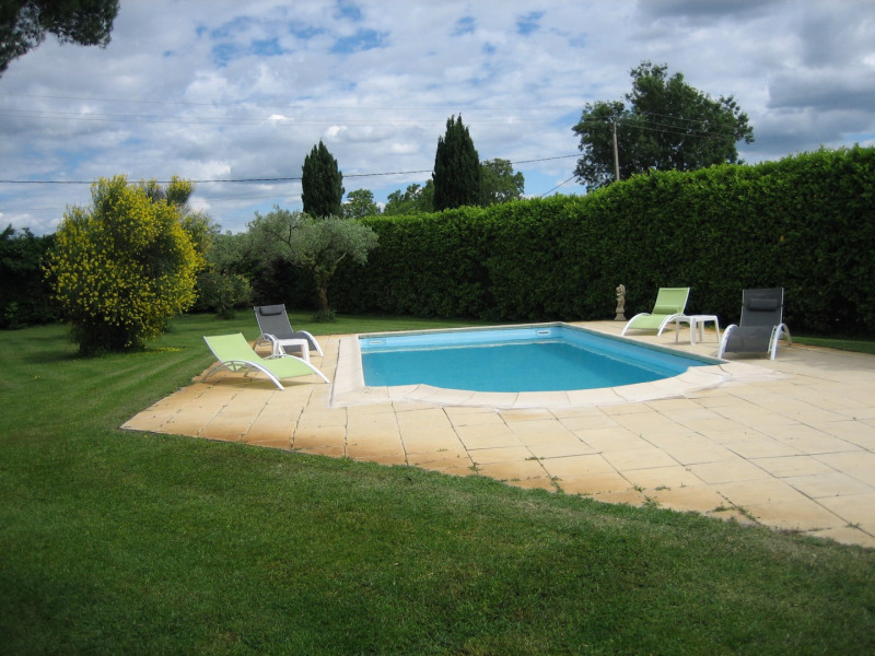 Location vacances Avignon -  Gite - 4 personnes - Barbecue - Photo N° 1