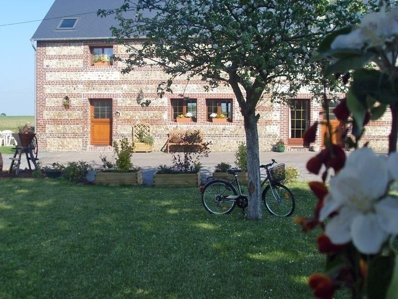 Location vacances Cauville-sur-Mer -  Maison - 6 personnes - Barbecue - Photo N° 1