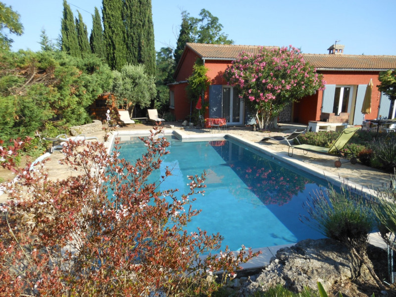 Holiday rentals Mirabel-aux-Baronnies - House - 6 persons - BBQ - Photo N° 1