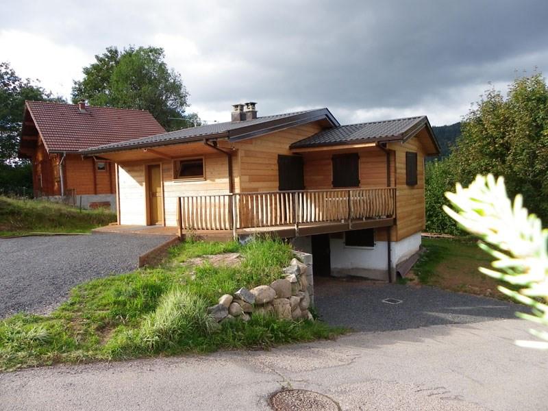 Holiday rentals Xonrupt-Longemer - House - 5 persons - BBQ - Photo N° 1