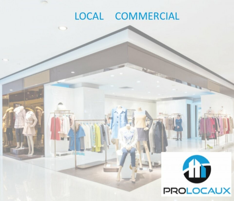 Location Local commercial Barentin