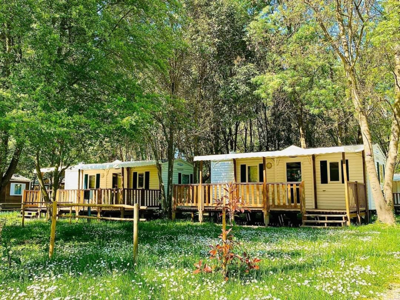 Location vacances Bourg-Saint-Andéol -  Camping - 6 personnes - Barbecue - Photo N° 1