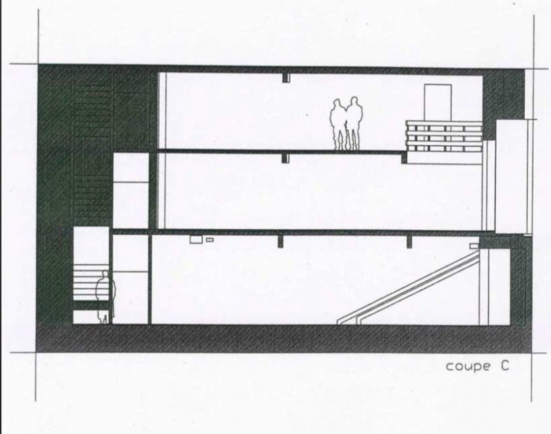 vente bureau paris 18 me 75018 bureau paris 18 me de 107 m ref 1240002. Black Bedroom Furniture Sets. Home Design Ideas