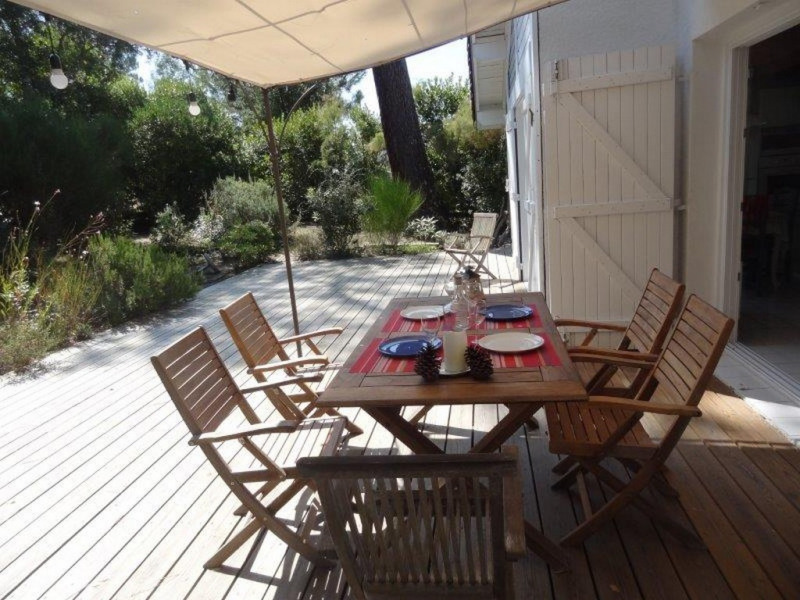 Location vacances Moliets-et-Maa -  Maison - 7 personnes - Barbecue - Photo N° 1