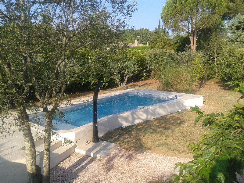 Location vacances Collias -  Maison - 6 personnes - Barbecue - Photo N° 1