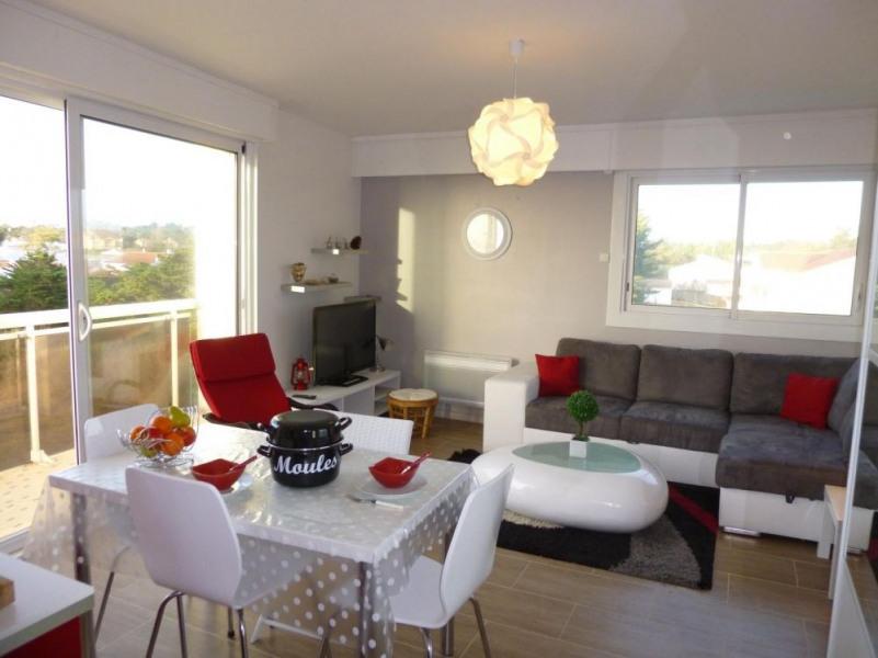 Saint Jean de Monts (85) - Quartier casino - Résidence Beausoleil 2, appartement 2 pièces de 46 m² environ pour 4 per...
