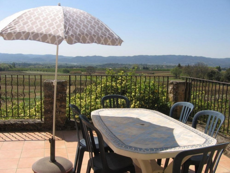 Location vacances Puyvert -  Gite - 4 personnes - Barbecue - Photo N° 1