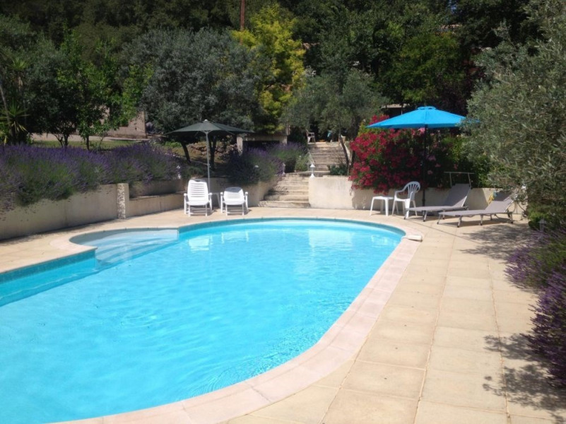Location vacances Draguignan -  Gite - 4 personnes - Barbecue - Photo N° 1