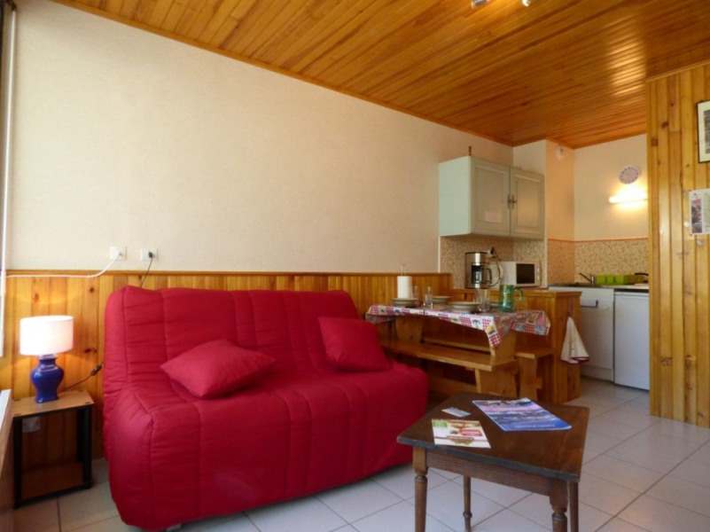 Appartement Studio - 24 m² environ- jusqu'à 4 personnes