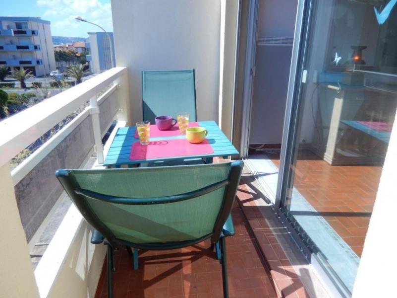 Port-la-Nouvelle (11) - Quartier plage - Résidence Les Amphores. Appartement 2 pièces - 35 m² environ - jusqu'à 4 per...