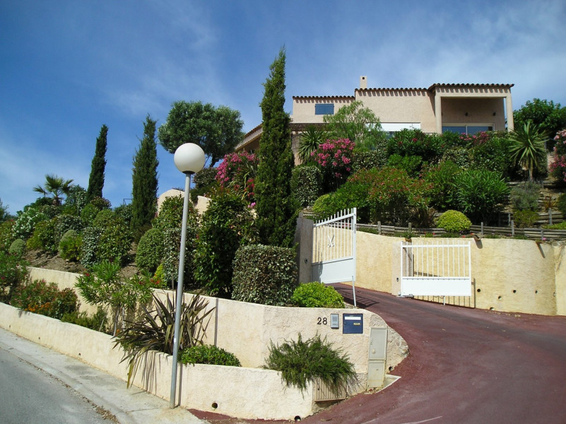 Holiday rentals Bormes-les-Mimosas - House - 8 persons - Deck chair - Photo N° 1