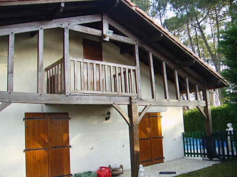 Location vacances Vieux-Boucau-les-Bains -  Maison - 6 personnes - Barbecue - Photo N° 1