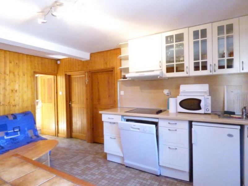 Appartement dans chalet de 45 m² environ pour 6 personnes, situé au cœur du village de chalets, à 70 m des structures...