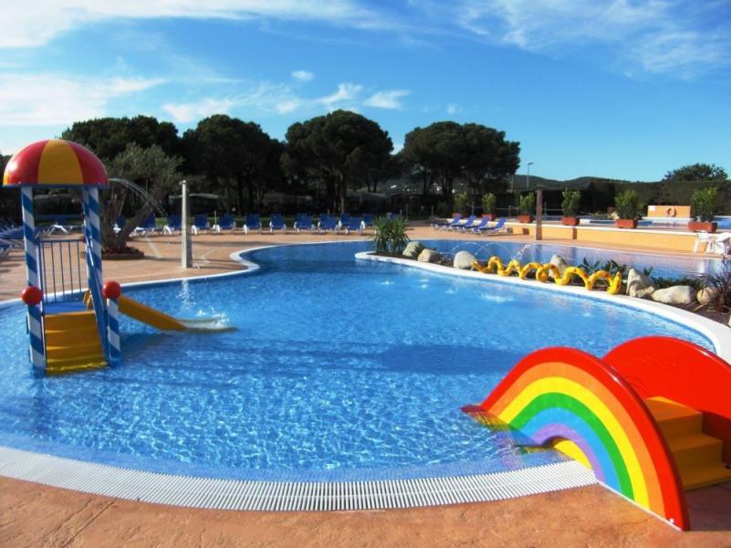 Eurocamping - COSTA BRAVA - à 300 mètres de la plage