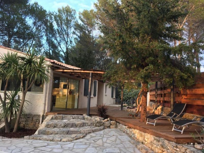 Location vacances Flayosc -  Gite - 6 personnes - Chaise longue - Photo N° 1