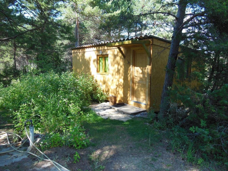 Holiday rentals La Palud-sur-Verdon - House - 2 persons - Garden - Photo N° 1