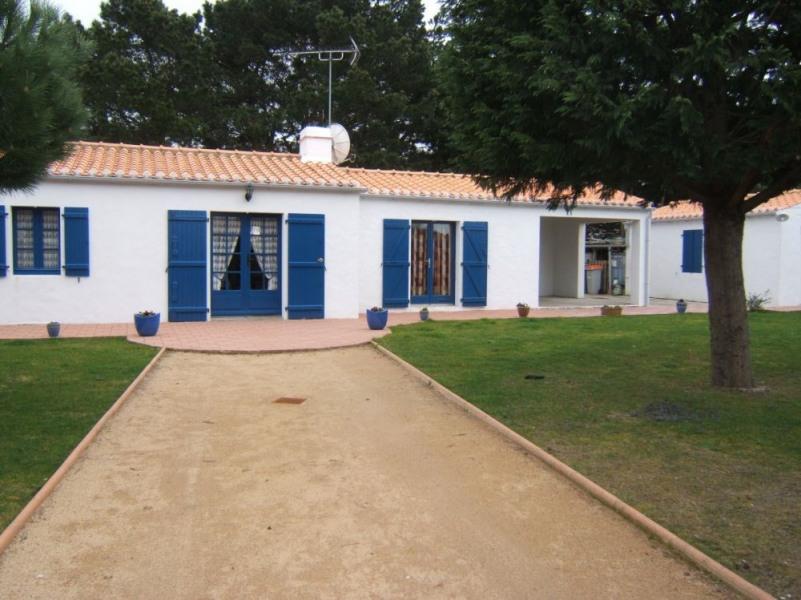 Maison 3 pièces - 65 m² environ- jusqu'à 5 personnes.