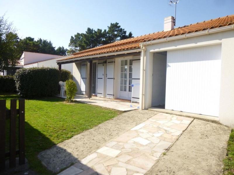 Maison 3 pièces de 60 m² environ pour 6 personnes située dans le quartier de la Garenne, au cœur de la forêt, à envir...
