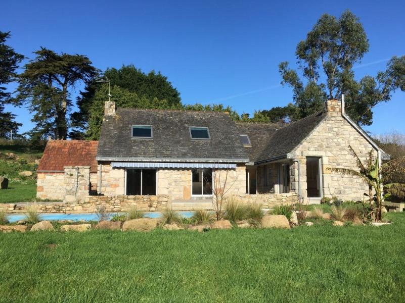 Maison pour 8 pers. avec piscine, Trégastel