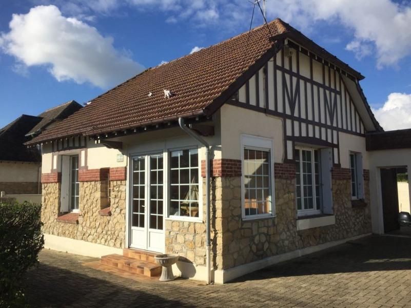 Location vacances Hermanville-sur-Mer -  Maison - 8 personnes - Barbecue - Photo N° 1