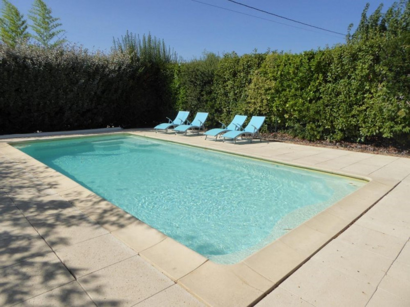 Location vacances Saint-Saturnin-lès-Apt -  Gite - 8 personnes - Barbecue - Photo N° 1