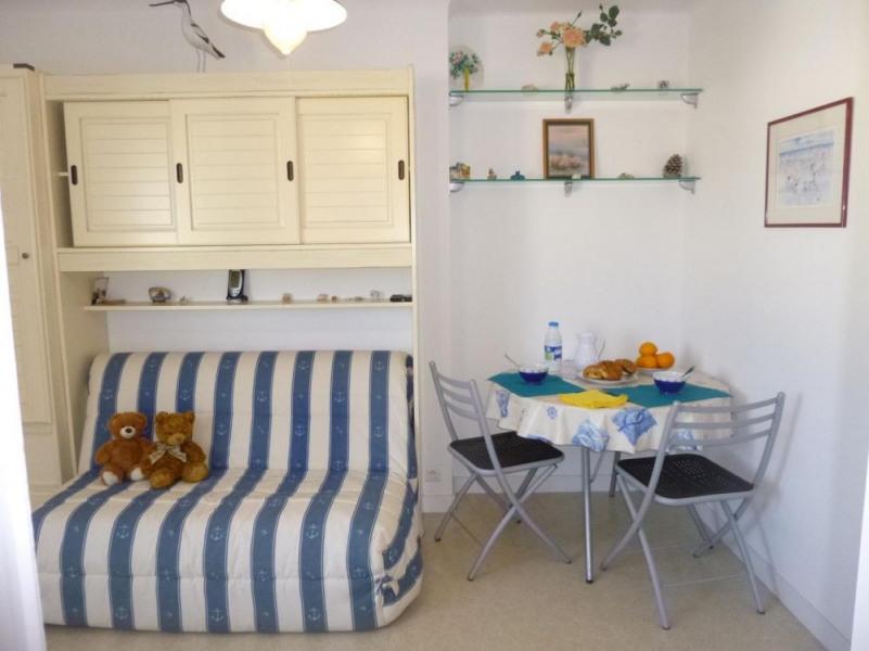 Quartier de la Plage - Résidence Les Bains de Mer - Appartement studio 1 pièce de 16 m² environ pour 2 personnes situ...