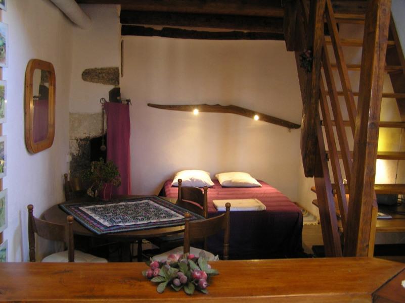 Petite maison de vigneron Auvergnat - Saint-Maurice