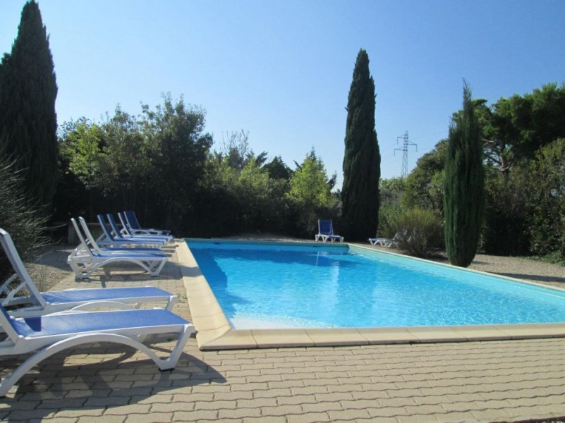 Location vacances Arles -  Gite - 4 personnes - Barbecue - Photo N° 1