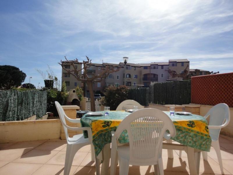 Saint Pierre la Mer (11) - Quartier de la Vigie - Résidence les Terrasses de la Méditerranée. Appartement 2 pièces - ...