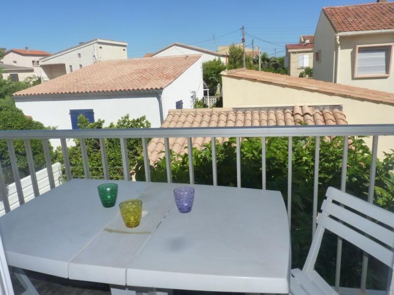 Location vacances Narbonne -  Appartement - 4 personnes - Salon de jardin - Photo N° 1