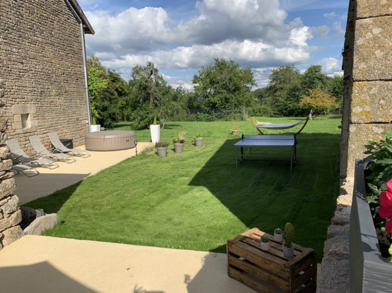 Holiday rentals Bersac-sur-Rivalier - Cottage - 8 persons - BBQ - Photo N° 1