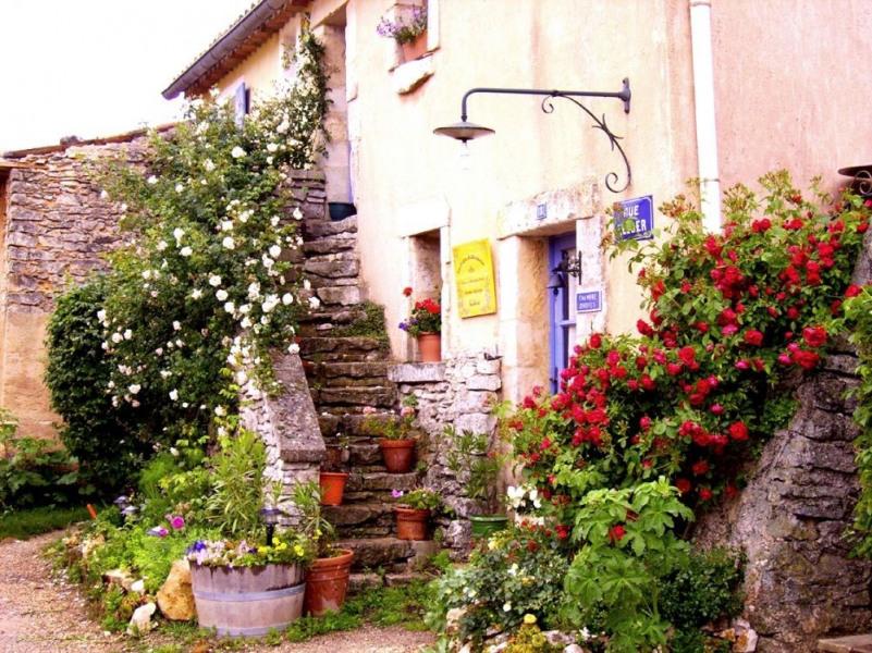 Location vacances Saint-Saturnin-lès-Apt -  Gite - 5 personnes - Barbecue - Photo N° 1